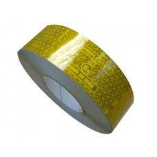 Лента светоотражающая ORALITE VC104 (желтая) 0,05х50м для мягких поверхностей