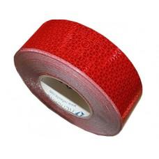 Лента светоотражающая ORALITE VC104 (красная) 0,05х50м для мягких поверхностей